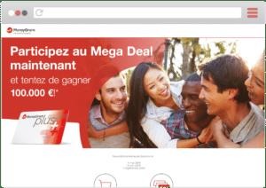MoneyGram startet internationale HAPPY-Gewinnspiele