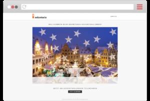 Landingpage Sekretaria WEKA-Verlag Gewinnspiel