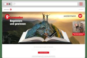 HAPPY-Gewinnspiel für Schulbuchverlag Westermann