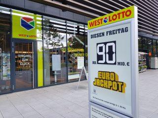 90-Millionen-Jackpot beim Eurojackpot