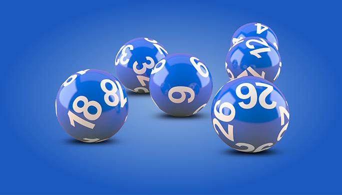 Lotterie-Gewinnspiel