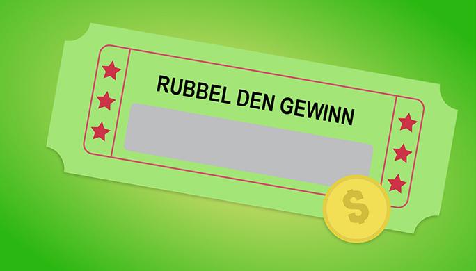 Rubble-Gewinnspiel