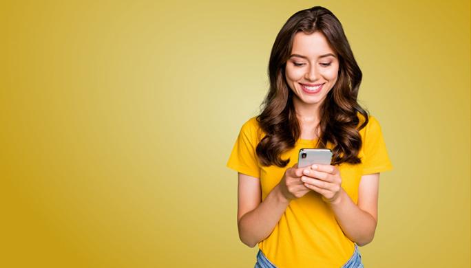 Telefon- und SMS-Gewinnspiel
